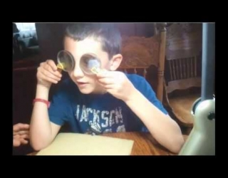 Irlen Syndrome - improve reading with tinted lenses